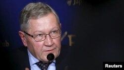 Giám đốc điều hành Cơ chế Bình ổn châu Âu (ESM) Klaus Regling.