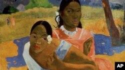 "Paul Gauguin ရဲ႕လက္ရာ အေမရိကန္ေဒၚလာ သန္း ၃၀၀ နီးပါးနဲ႔ စံခ်ိန္တင္ေရာင္္္္္္္္းခ်လိုက္တဲ့ ""When Will You Marry?"" ပန္းခ်ီကား"