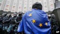 Киев. Украина. 25 ноября 2013 г.