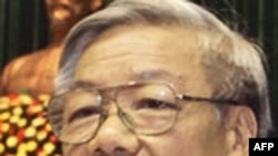 Tổng Bí thư Ðảng Cộng sản Việt Nam Nguyễn Phú Trọng