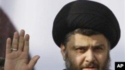 عراقی مذہبی راہنما مقتدا الصدرکی ایران واپسی