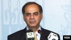 پاکستانی دفتر خارجہ کے ترجمان معظم احمد خان