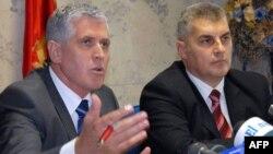 Kosovski i crnogorski ministar inostranih poslova