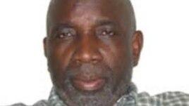 Jucontee Thomas Woewiyu of Liberia