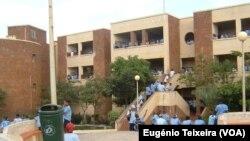 Liceu de Santa Catarina, Santiago, Cabo Verde