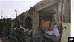قتل معاون شاروال قندهار