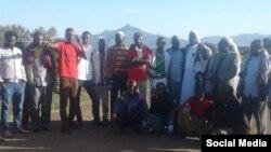 Oromoon Raayyaa jaarrolee rakkoo Oromoon wal dhaba daangaatiin baqatte keessa jirtu laaltuuf Oromiyaatti ergatte
