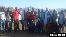 Oromoon Raayyaa Oromoo wal dhaba Somaaleetiin daangaa irra baqtte laafuuf Tigraayii dhufte keesaa