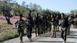 ဆီးရီးယား Afrin ၿမိဳ႕ကို တူရကီနဲ႔ မဟာမိတ္တပ္ေတြ ၀င္တိုက္