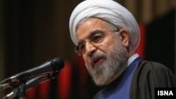 """""""Nuestro socio no es el Congreso de Estados Unidos o el Senado, nuestro socio es un grupo llamado '5 + 1'"""", dijo Rouhani."""