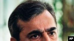 巴基斯坦總理吉拉尼(資料圖片