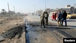 Một vụ nổ xe bom ở phía đông Baghdad, Iraq đã giết chết 6 thường dân ngày 05/01/2017.