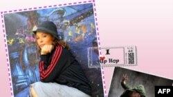 Amerikalı Hip Hop Sanatçısı Gina Loring Türkiye'de