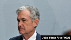 Jerome Powell a promis vendredi d'agir pour soutenir l'expansion de l'économie