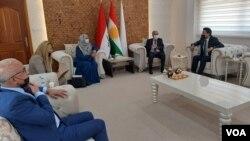 Komîta Mafên Mirov ya Parlemena Herêma Kurdistanê