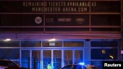 En images : au moins 19 morts suite à une explosion à Manchester après un concert