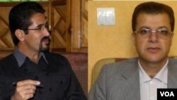Hamid Farazi & Aref Naderi