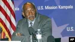 Johnnie Carson, Secretário Assistente para os Assuntos Africanos (Arquivo)