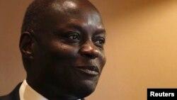 José Mário Vaz, le président de la Guinée-Bissau, 15 août 2015.