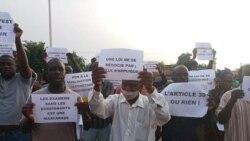 """Mali: ko kalan te ke Mali kono ka soro cheriya l'article 39"""" mala bato."""