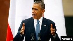 Presiden AS Barack Obama akan memberikan pidato kenegaraan tahunan hari Selasa malam (20/1).