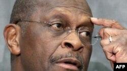 Ứng cử viên tổng thống của đảng Cộng hoà Herman Cain