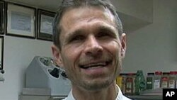 Steve Badt, chef to the homeless