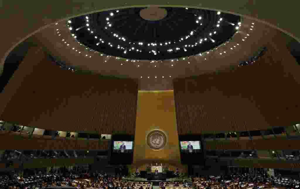 UN Climate Summit United States