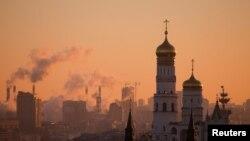 Grande Tour de Moscou, Russie.