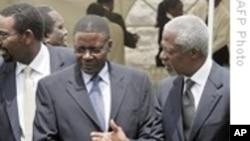 安南在肯尼亚推动政治改革