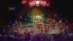Sirkus Terbesar di Dunia - Liputan Feature VOA