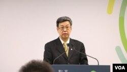 台灣副總統陳建仁(資料照片)