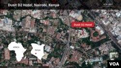 Ihoteri Dusit, D2 mu gisagara ca Nairobi muri Kenya