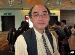 台湾故宫博物院文献处副处长宋兆霖