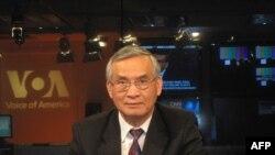 Tiến sĩ Lê Duy Cấn, Ủy viên Ngoại vụ của Liên hội Người Việt Canada