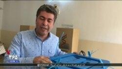 گزارش علی جوانمردی از اولین انتخابات کردستان عراق بعد از شکست داعش
