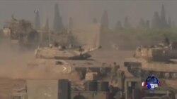 以色列加大对加沙地带的空袭