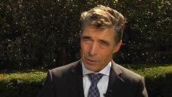 北约秘书长支持美国对叙利亚武力威胁