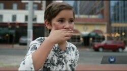 Гройсман отримав у США пораду від 10-річної дівчиники. Відео