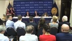 نشست باشگاه ملی مطبوعات آمریکا درباره توافق هسته ای