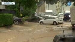 Almanya'da Sel Felaketinde Can Kaybı Artıyor