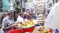 ঢাকার ইফতারের বাজার