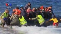 بیش از ۲۰ پناهجو در آب های جنوب یونان غرق شدند