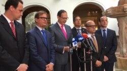 Magistrados de Venezuela rechazan Constituyente