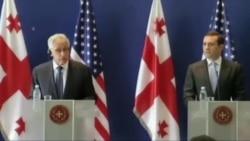 США и НАТО поддерживают Грузию