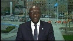 L'ONU soutient le processus de réconciliation en Centrafrique, Gén. Babacar Gaye