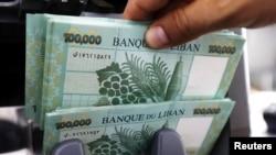Paundi libanez ka humbur pjesën më të madhe të vlerës