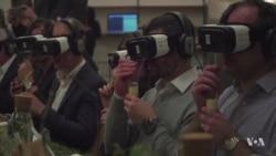 """ปฏิบัติวงการ! เพิ่มความอร่อยด้วย """"อาหาร VR"""""""