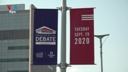 Crucial Battleground State Gets Ready for First Presidential Debate