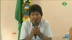 Evo Morales renunciou à presidência da Bolívia